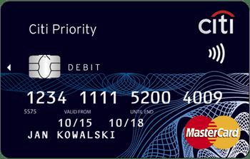 Citibank - Дебетовые карты